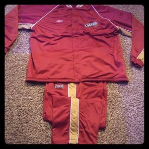 Other - Cleveland Cavaliers warmup suit